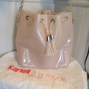 Kartell chain bag Rare Italy